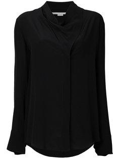 асимметричная блузка  Stella McCartney