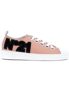 кроссовки с логотипом Nº21
