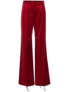 брюки-палаццо с завышенной талией  Max Mara