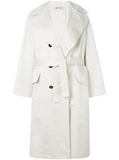 двубортное пальто-тренч  Barena
