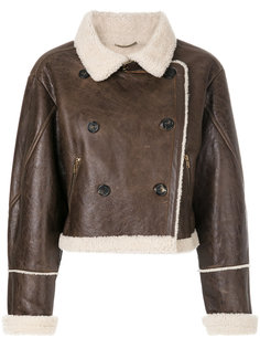 укороченная куртка Kenzo