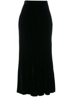 расклешенная юбка с высокой талией Etro