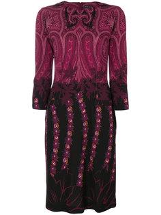 платье с укороченными рукавами Etro