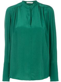 классическая блузка кроя слим Mary Katrantzou