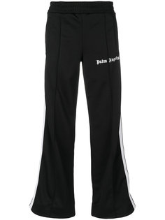 спортивные брюки с полосками Palm Angels