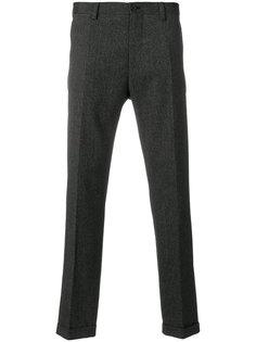 брюки строгого кроя Dolce & Gabbana