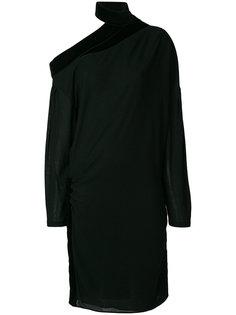 платье с открытым плечом Tom Ford