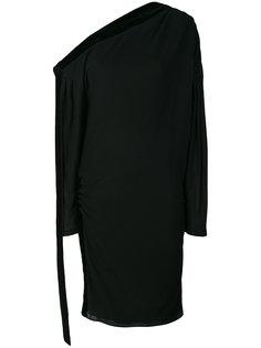платье на одно плечо Tom Ford