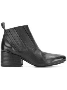 ботинки на каблуке Marsèll