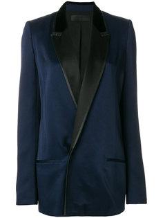 удлиненный двубортный пиджак Haider Ackermann