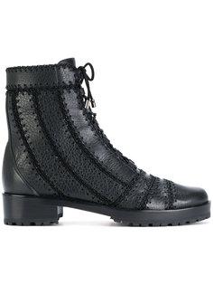 lace up ankle boots Alexandre Birman