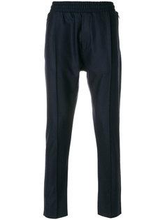 спортивные брюки прямого кроя Low Brand