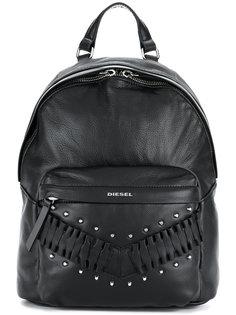 рюкзак с заклепками Diesel