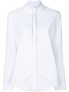 рубашка с цепочной отделкой Fabiana Filippi