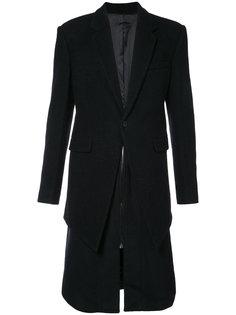многослойное пальто D.Gnak