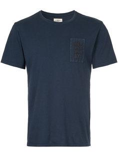 футболка с короткими рукавами Kent & Curwen
