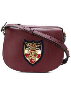 сумка через плечо с аппликацией Polo Ralph Lauren
