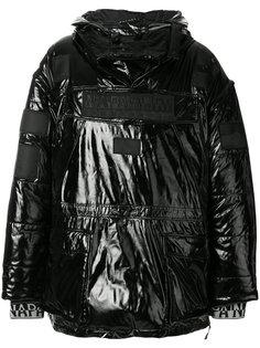 стеганое пальто свободного кроя  Napa By Martine Rose