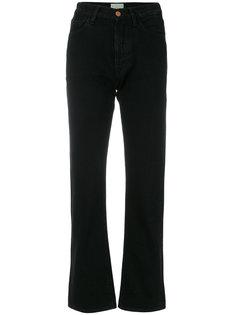 слегка расклешенные джинсы Aries