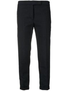 укороченные брюки скинни  Thom Browne