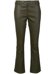 байкерские брюки скинни Federica Tosi