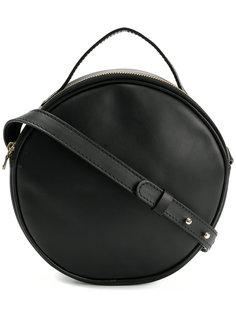 круглая сумка на плечо со слоганом Marios