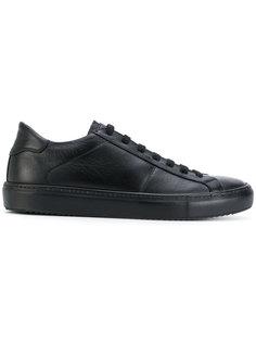 кроссовки со шнуровкой Low Brand