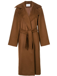 пальто-тренч с поясом  Max Mara