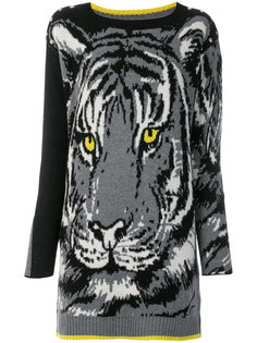платье с тигром  Twin-Set