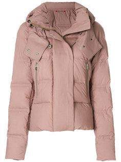 приталенная дутая куртка  Peuterey