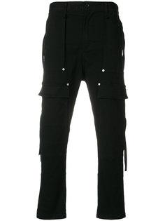 брюки стандартного кроя Stampd