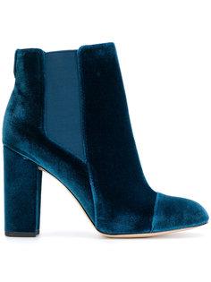 ботинки челси на каблуке Sam Edelman