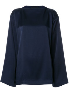 блузка прямого кроя  Haider Ackermann