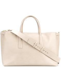 объемная сумка-шоппер Zanellato