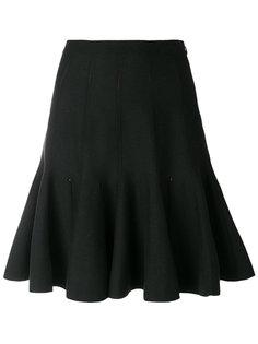 юбка с расклешенной вставкой  Giambattista Valli