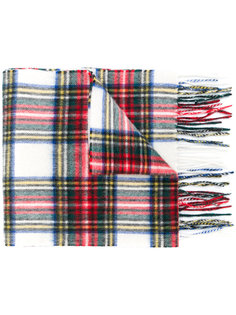 шарф в клетку Barbour