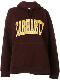 толстовка  с капюшоном и заплаткой с логотипом Carhartt