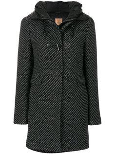 пальто-дафл с капюшоном  Fay