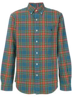 клетчатая рубашка Ralph Lauren