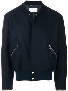 приталенная спортивная куртка  Oamc