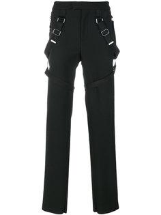 брюки с ремешками Les Hommes