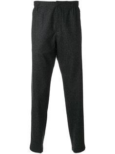 брюки с эластичным поясом A.P.C.