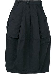 oversized pocket balloon style skirt Rundholz Black Label