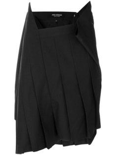 асимметричная юбка Junya Watanabe Comme Des Garçons