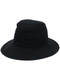 круглая шляпа Yohji Yamamoto