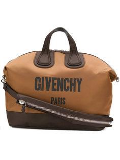 дорожная сумка с нашивкой логотипа Givenchy