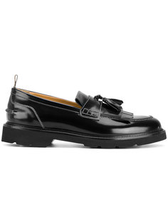 ridged sole loafers MSGM