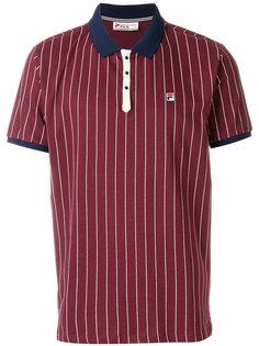 полосатая футболка-поло Fila