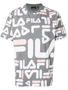 футболка с графическим принтом Fila