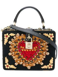 декорированная сумка Dolce Dolce & Gabbana